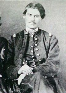 Private Jacob Parrott